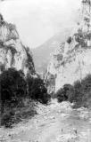 1910г. - Ждрелото на Ерма - панорама
