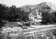 1936г. монаси от Погановски манастир - Долината на р. Ерма