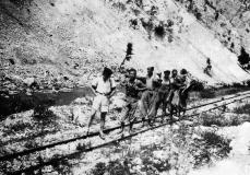 1938г. - Долината на р. Ерма