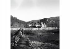 1973г., ноември - Погановски манастир - Долината на р. Ерма