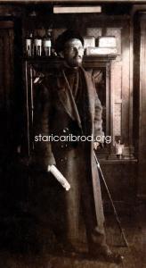 Христо Гоцев, Цариброд, 1917-та