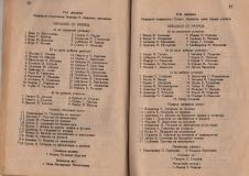 """Алманах на гимназия """"Йосиф Броз Тито"""", 1946/47,стр. 30-31, Цариброд"""